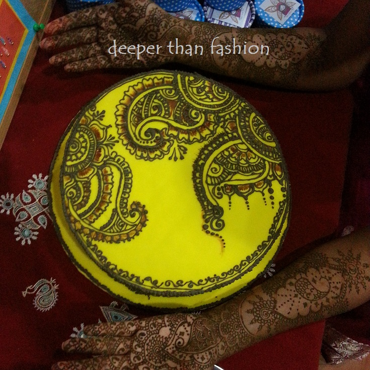 Henna Night Party Harmini Asokumar