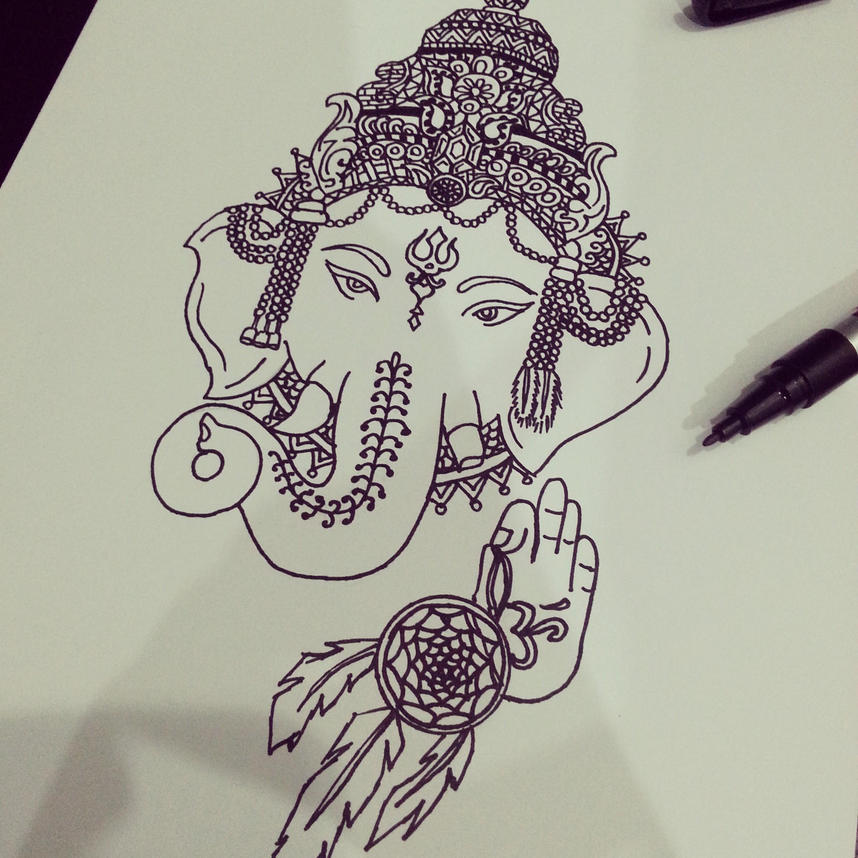 Go Back > Images For > Ganesha Drawing Tumblr