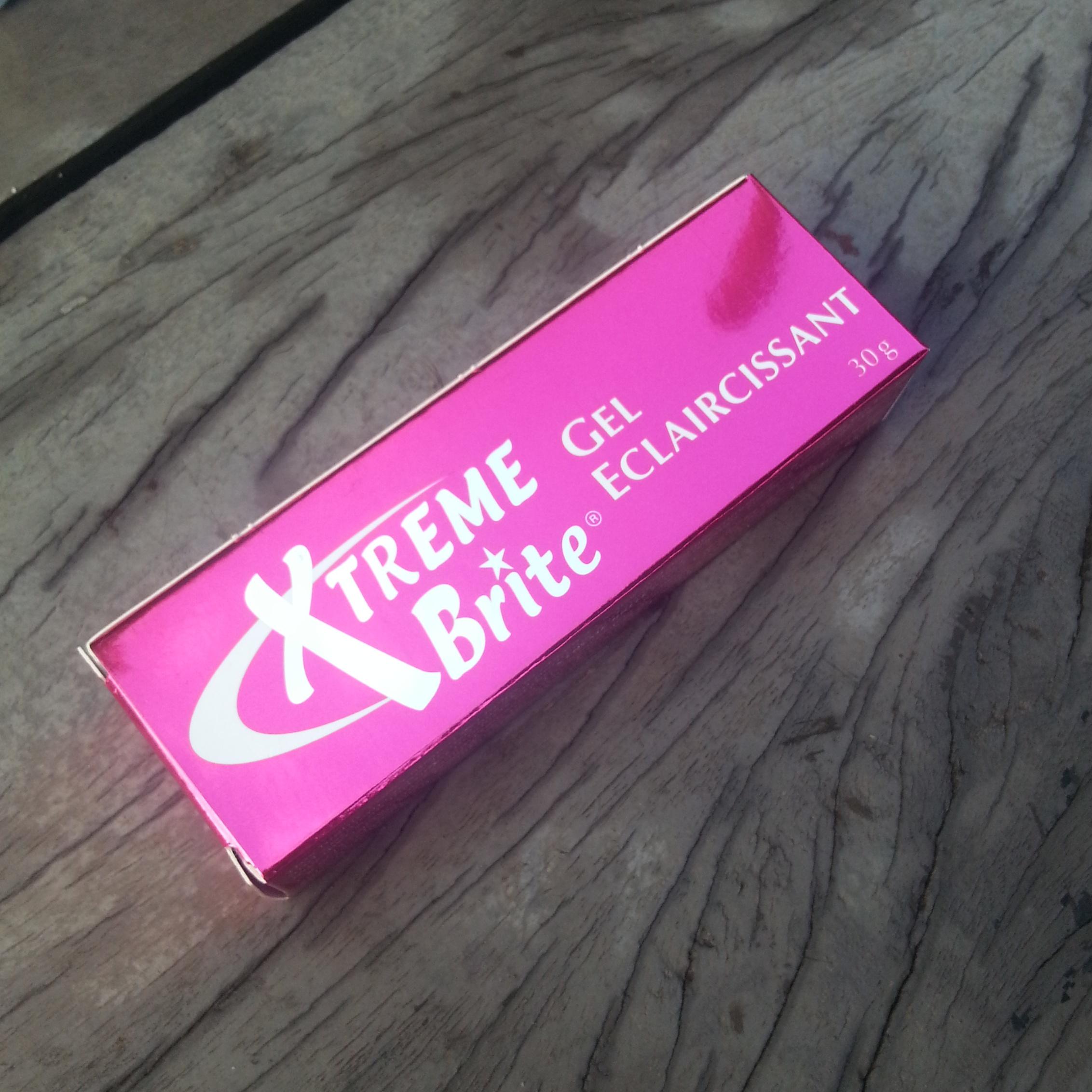 Xtreme Brite Gel: Skin Lightening To The Xtreme…Dude ...