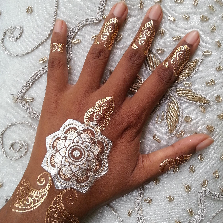 Mehndi Fingers Crossword : Henna design deeper than fashion